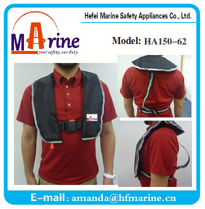 ISO Standard 150n Inflatable Life Vest