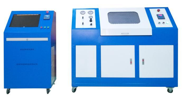 Hydraulic Pressure Burst Test Machine