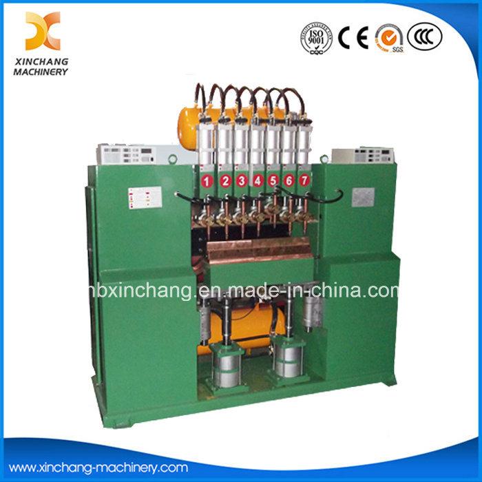 China Multi-Spot Type Spot Welding Machine - China Multi Spot Spot ...