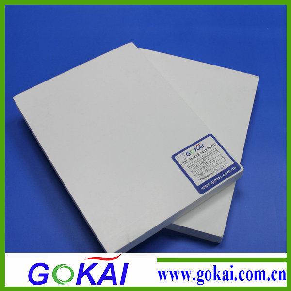 PVC Foam Board/PVC Foam Sheet/PVC Foamex Sheet