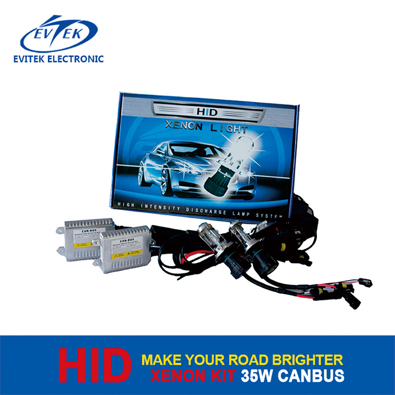2016 Powerful Canbus Kit Tn-C1 35W 12V AC Xenon Kit HID Headlight for High-Class Cars Like BMW, Audi, Benz No Errors CE RoHS Certification