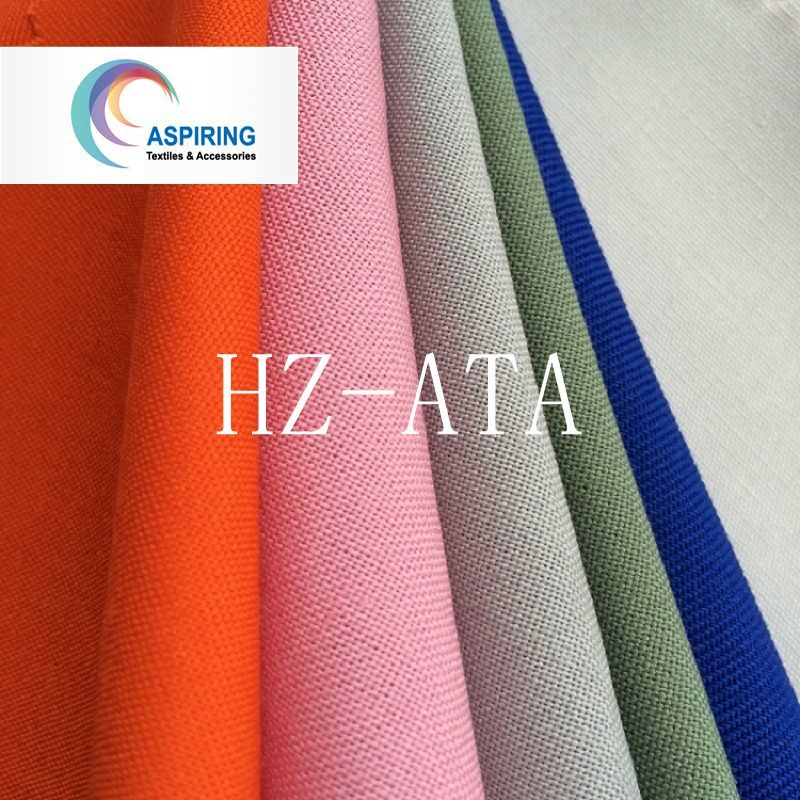 Plain Fabric Tc Polyester Fabric Dyed for Workwear Fabric