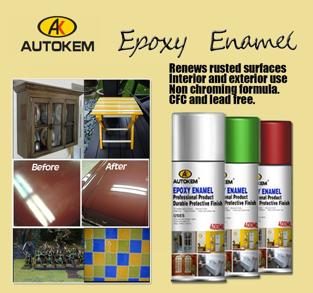 Epoxy Enamel, Epoxy Enamel Aerosol, Epoxy Spray Paint, Epoxy Coating, Enamel Paint, Spray Paint