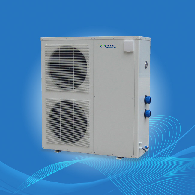 Air to Water Swimming Pool Heat Pump Water Heater with High Cop