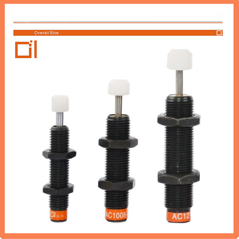 AC1210 Series Miniature Shock Absorber for Pneumatic Air Cylinder