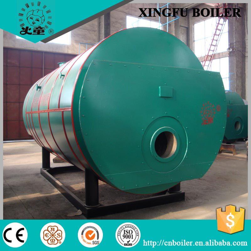 0.2 Ton to 30 Ton Gas or Oil Fired Boiler