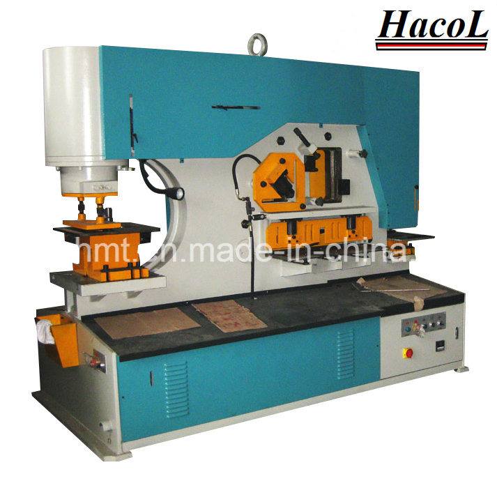 Hydraulic Ironworker with Good Price, Best Performance