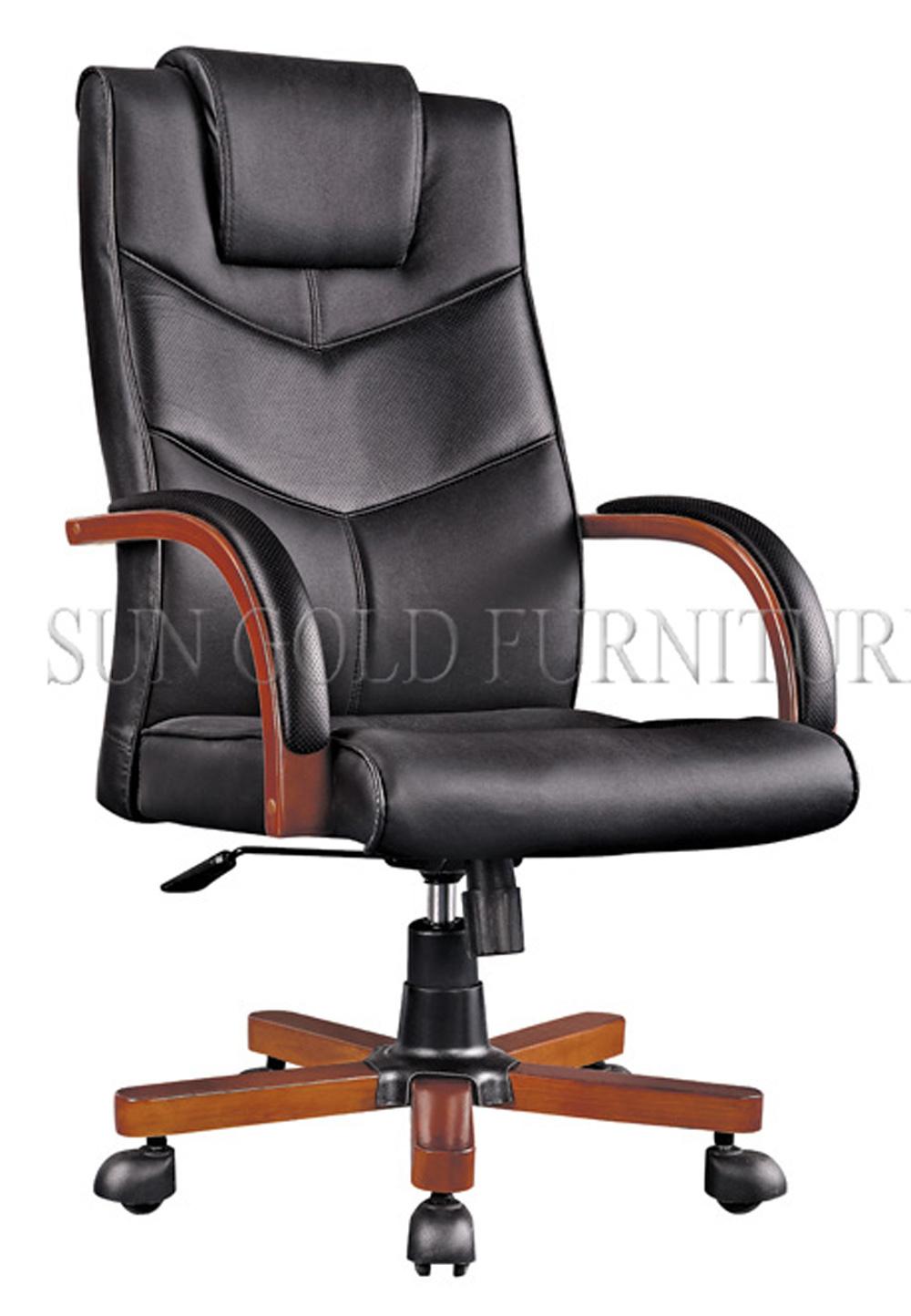 Hot Sale High Back PU Leather Office Chair (SZ-OCA1001H)