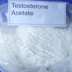 Testosterone Acetate 99.5% Testosterone Enanthate Steroid Pharmaceutical Intermediate