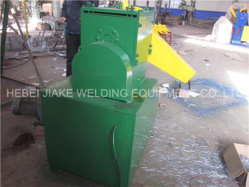 Ce Certificated Wire Steel Fiber Machine