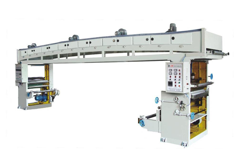 Medium Speed Film Coating Machine Price