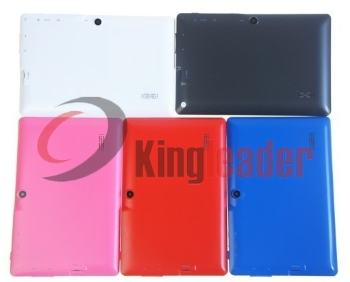 """Cheapest 7"""" Dual Core Android Q88 Tablet PC with CE (Q88A)"""