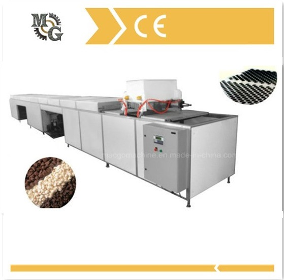 PLC Control Chocolate Drops Forming Machine