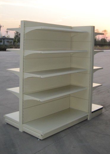 Tego Metal Single Supermarket Shelf