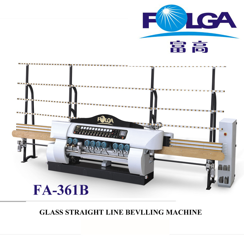 Glass Straight Line Beveling Machine (FA-361B)