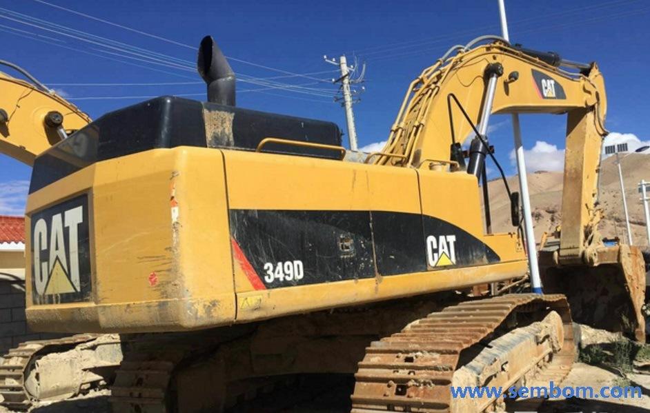 Original Used Caterpillar Crawler Excavator 320