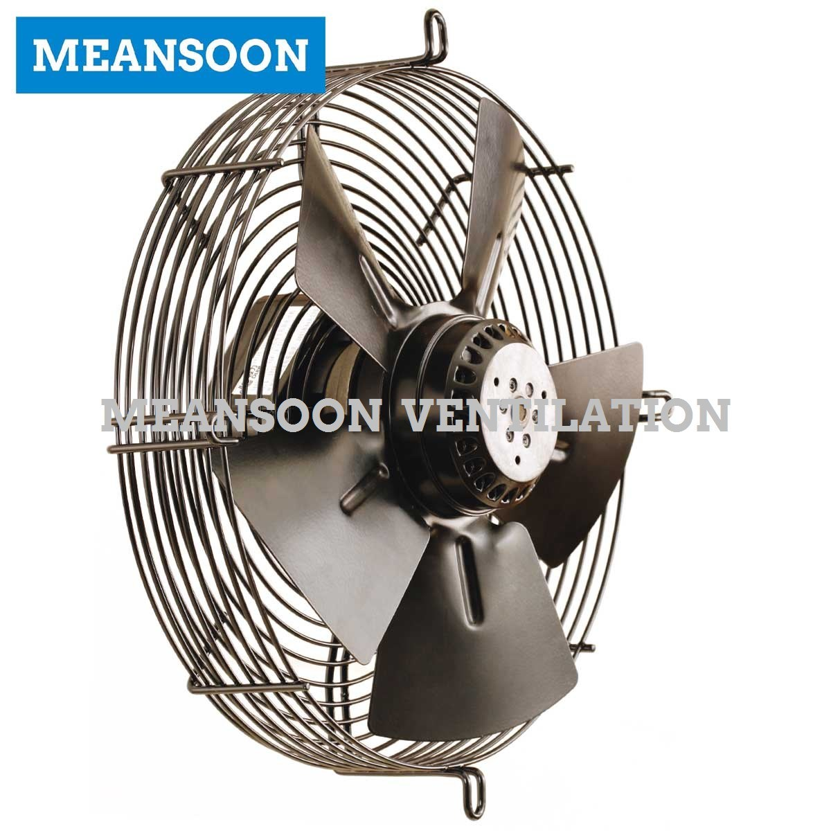 Cooling Ventilation External Rotor Motor Axial Fan
