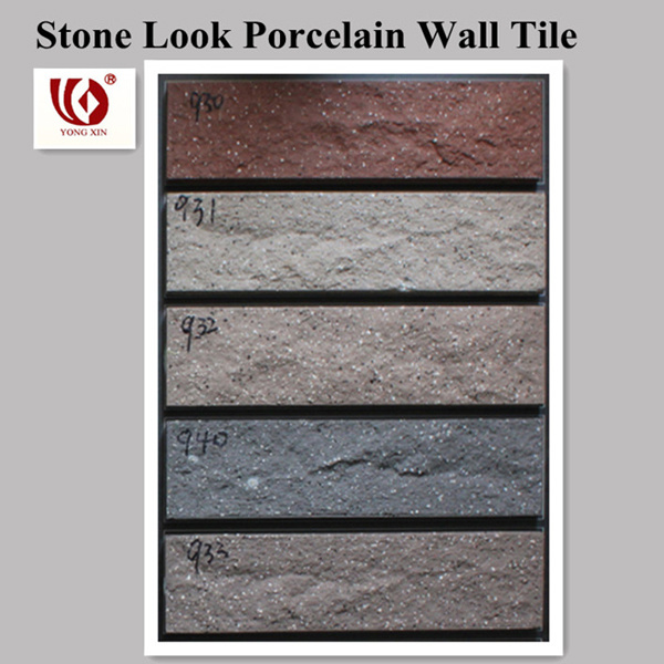 Stone Look Ceramic Tile : China stone look porcelain wall tile mm