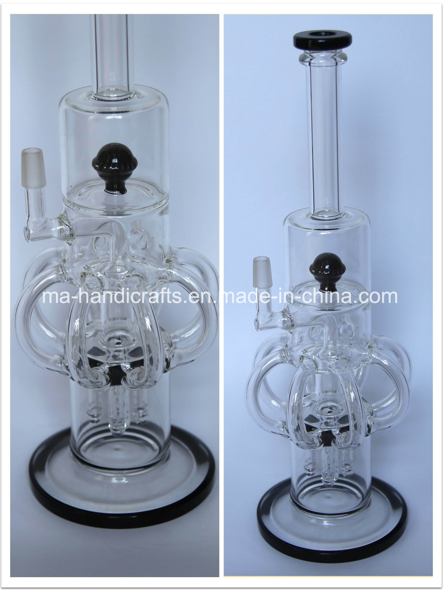 """15"""" Creative Smoking Glass Water Pipes"""