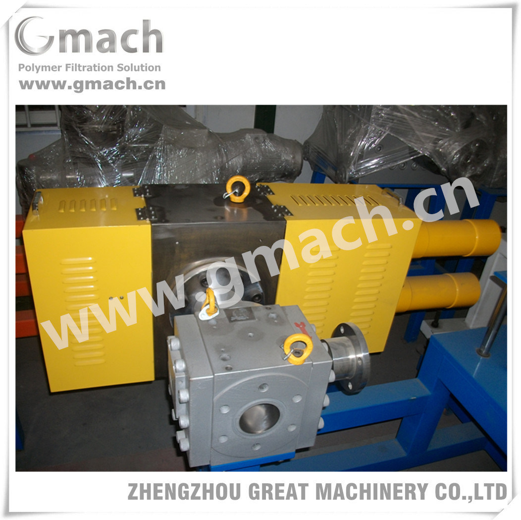 PP/PE+Pigment Color Masterbatch Extruder Machine with Screen Changer