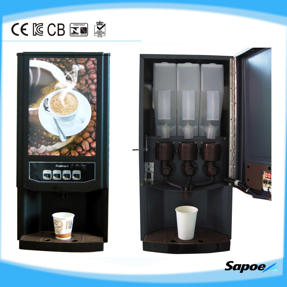 Electronic Coffee Machine Commercial Sale china automatic commercial coffee machine for sale with ce approved sc 7903