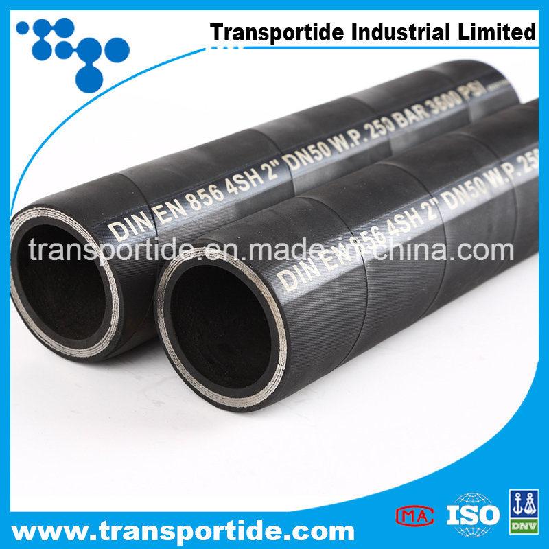 """Transportide DIN En 856 4sh 3/4"""" for Hydraulic Hose"""