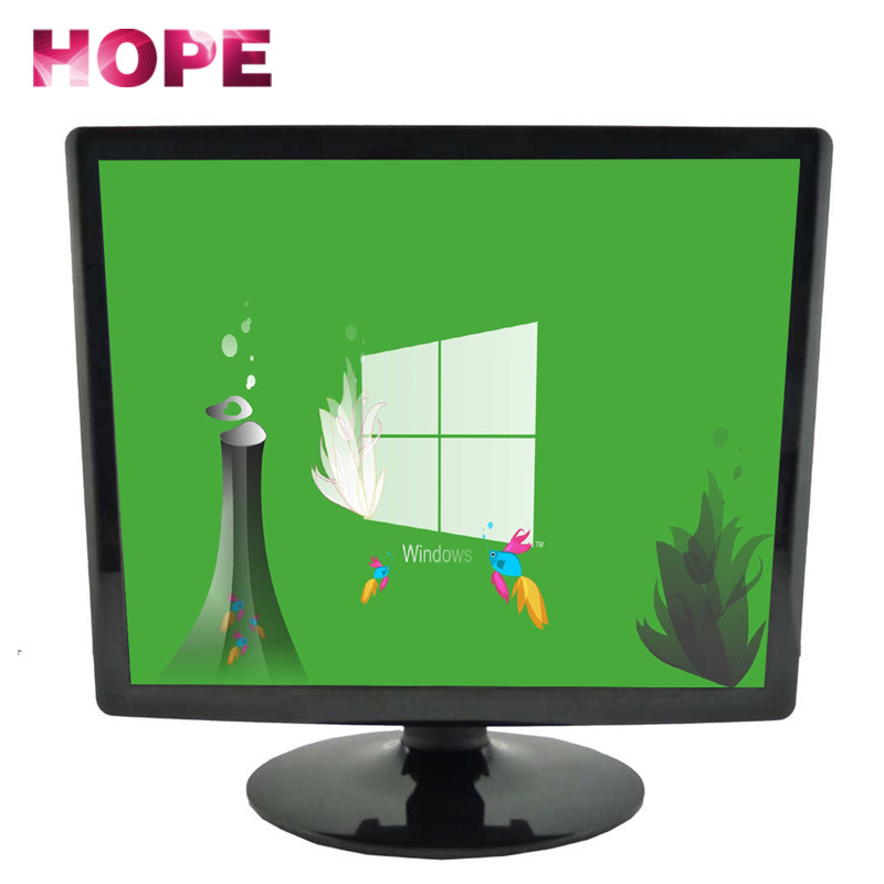 Cheap 17 Square 4: 3 TFT LCD Computer Monitor with Ce RoHS FCC