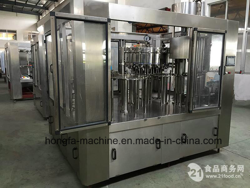 Series Full-Automatic Hot Juice Filling Machine