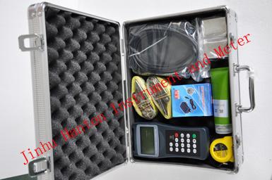 Handheld Portable Ultrasonic Flow Meter