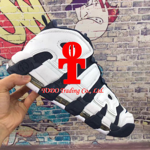 2017 Originals Brand New Air More Uptempo Running Shoes (GBSH020)