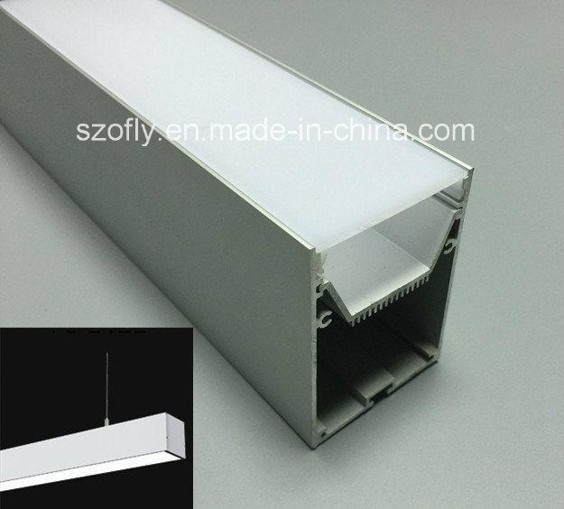LED Linear Strip Profile 55X75 & Suspended Aluminum Profile