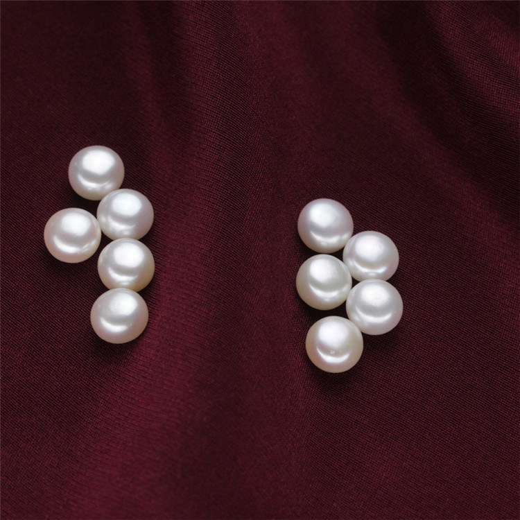 8-8.5mm White Real Natural Pearl Beads Price