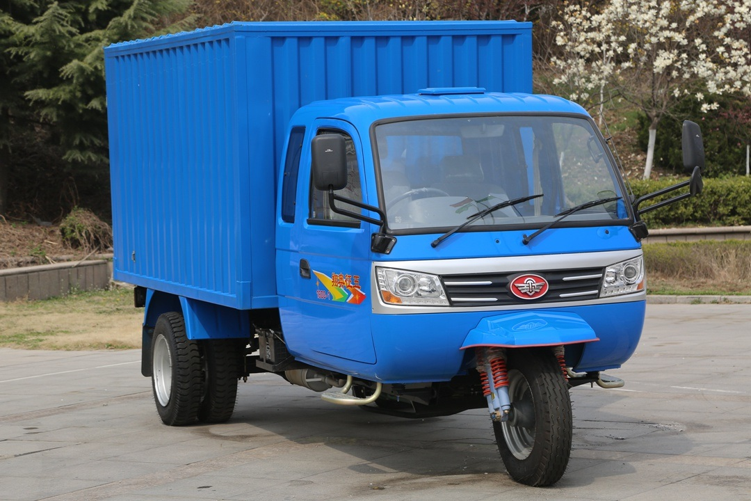 Waw Chinese Diesel Right Hand Drive Van for Sale (WE3P5530201)