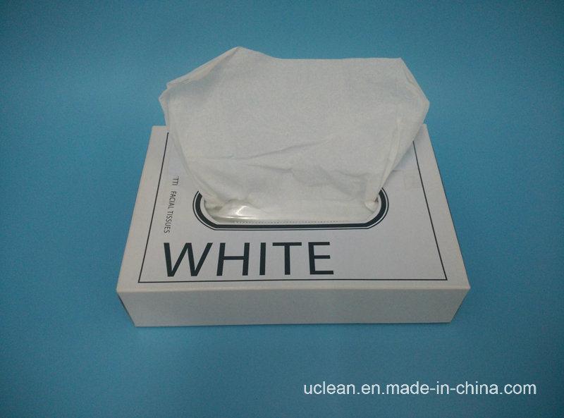 100sheets Virgin Box Facial Tissue-FT100