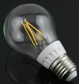 LED Dimmable Candle Light LED Bulb