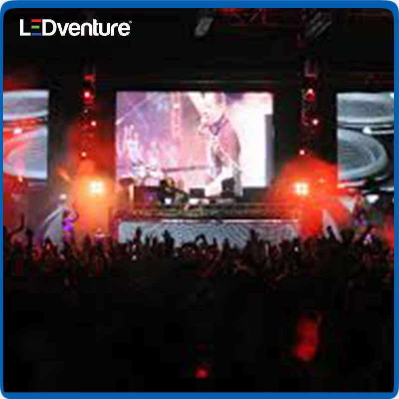 Indoor Full Color LED Display Panel for Rental Events Conference