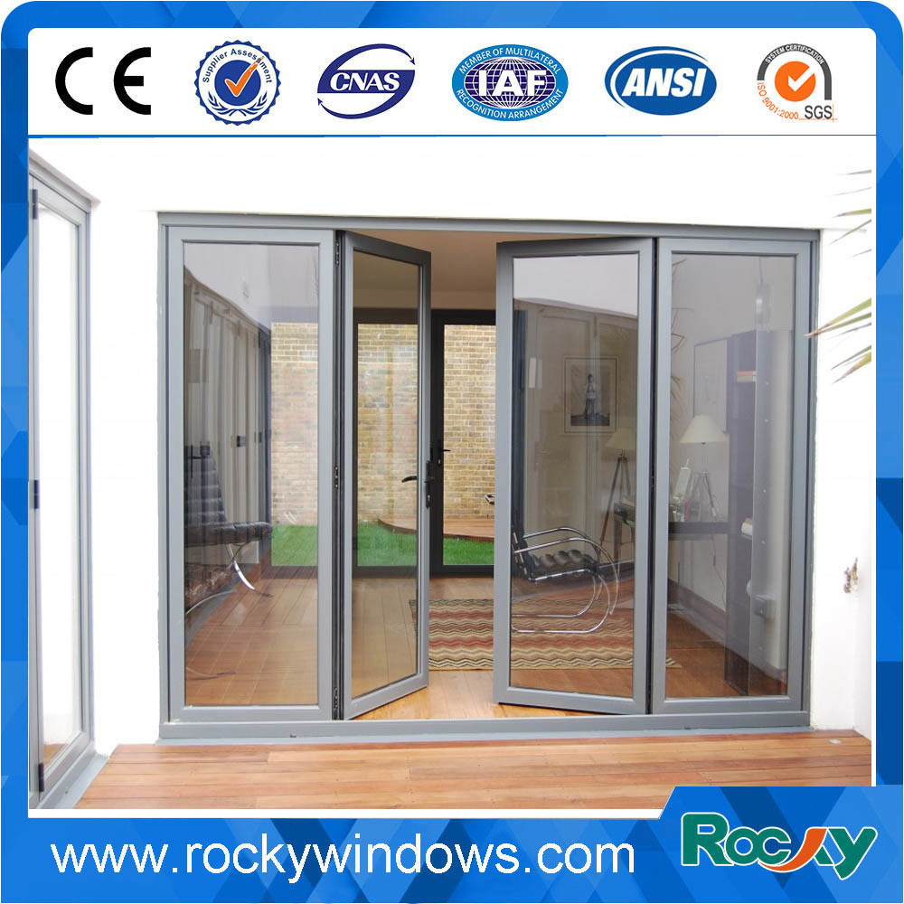 Energy Effecient System Aluminum Swing Door