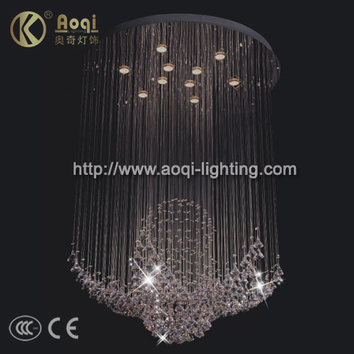 Modern Design Crystal Line Lamp (AQ9056)