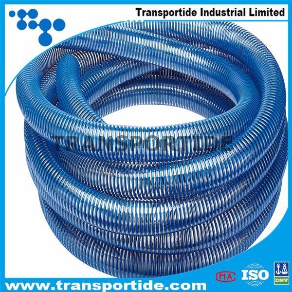 Flexible PVC Spiral Helix Suction Hose