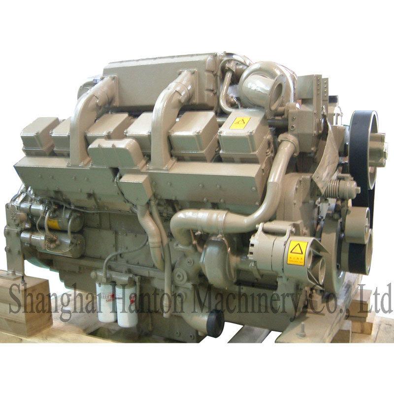 Genuine Cummins Kta38-G Inland Generator Drive Diesel Engine