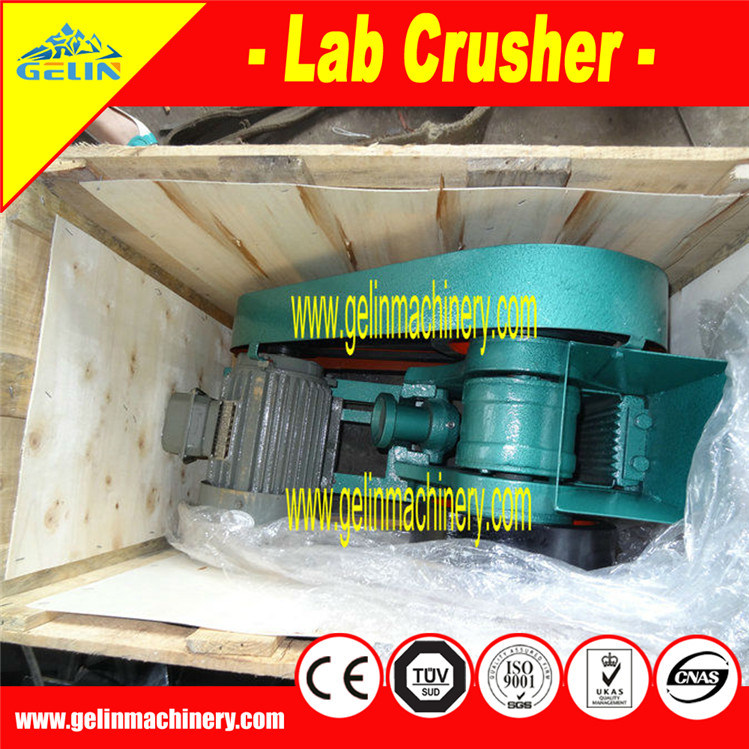 PE 150* 250 Small Laboratory Jaw Crusher Model PE150X250