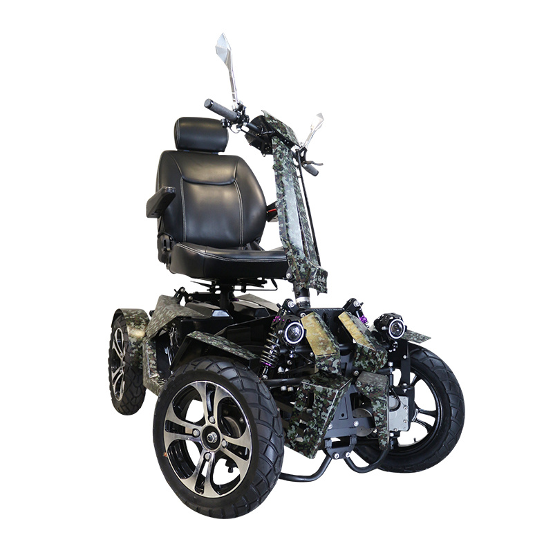 Predator All Terrain 4 Wd Scooter