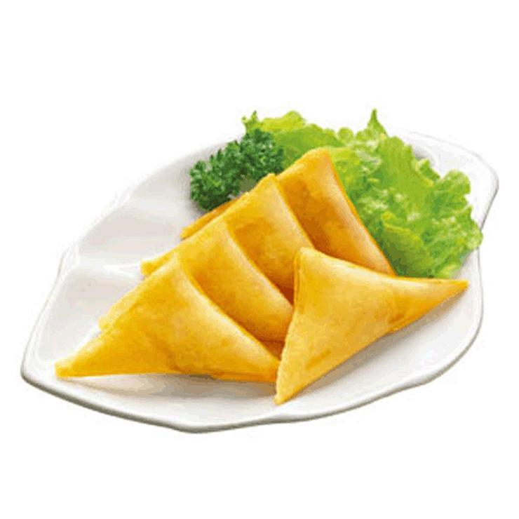 Fresh Hand-Made Vegetable Samosa 12.5g * 96 pieces /Carton Boxes
