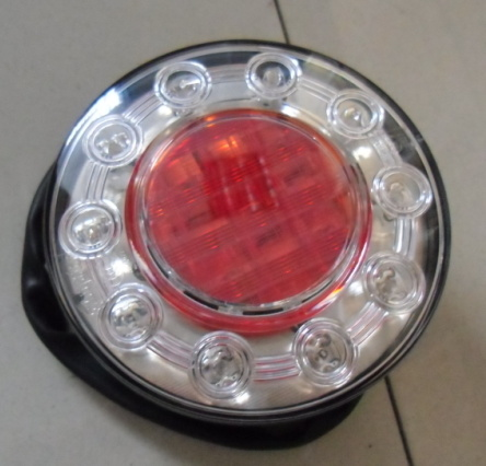 Stop/Reverse/LED Combination Light for Truck/Trailer