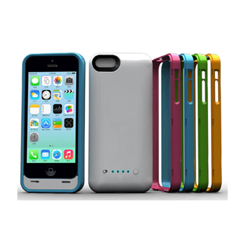 External Power Pack Backup Rechargeable Battery Case