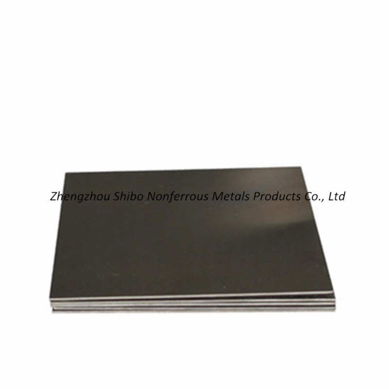 Specializing in 99.95% Molybdenum Sheet/Best Quality Molybdenum Plate