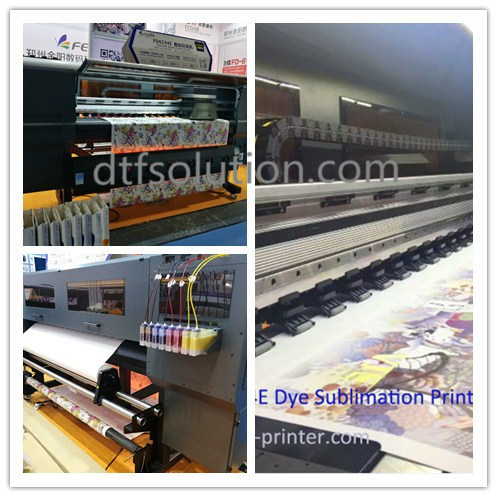 Fd-6194e Sublimation Ink Digital Textile Printer, Digital Printer