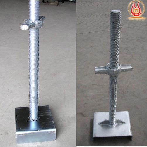 Screw Jack Post : China q steel scaffolding adjustable screw jack
