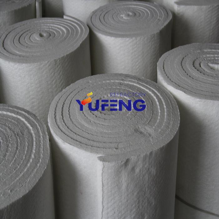Ceramic Fiber Blanket HP 1260 / Refractory Fiber Blanket