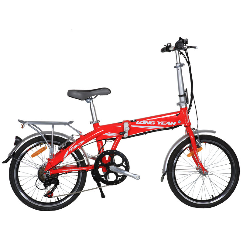 Black Folding Electric Bike (TDM1202Z)